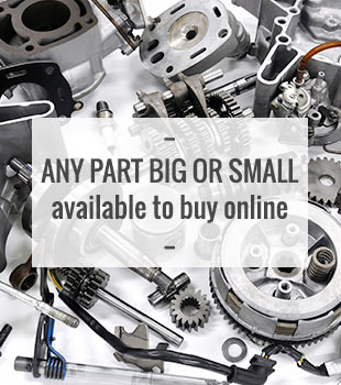 Any car part big or small available here