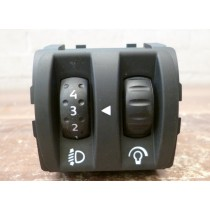 Renault Twingo Headlight / Dash light Adjuster Switch