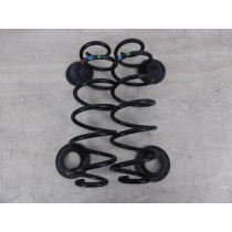 Peugeot 208 1.0 Rear Suspension Springs (Pair)