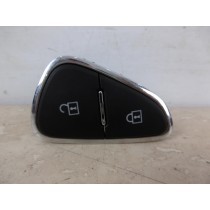 2015 Vauxhall Corsa E 1.2 Door Lock Switch Button