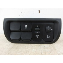 2012 Kia Rio 2 1.4 Headlight / Dash Light Traction Control Switch Panel
