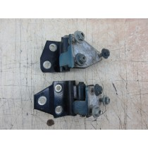 1998 Jaguar XJR V8 4.0 Drivers Offside REAR Door Hinges (Pair)