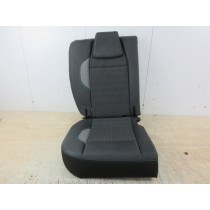 2015 Peugeot 2008 Urban Cross 1.2 Drivers Offside Rear Seat - Half Leather