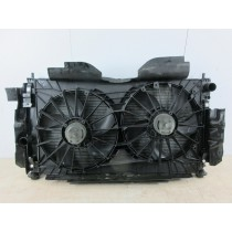 2014 Jeep Compass MK49 2.4 Radiator Rad Pack - AC Water Radiator Cooling Fan