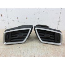 2014 Nissan Qashqai J11 1.5 Drivers & Passenger Side Dash Air Vents (Pair)