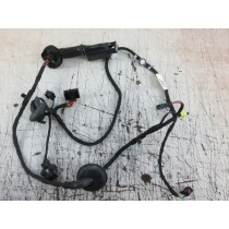 2014 Audi A1 8X 1.6 Passenger Nearside Left Front Door Wiring Loom Harness