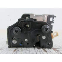 2014 Audi A1 8X 1.6 Drivers Offside Right REAR Door Lock Catch