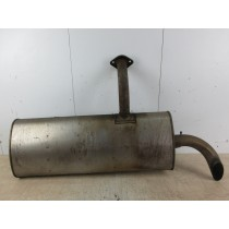 2017 Renault Kadjar 1.2 Exhaust Back Box