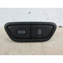 2017 Renault Kadjar 1.2 Eco / Auto Start Stop Switch Button