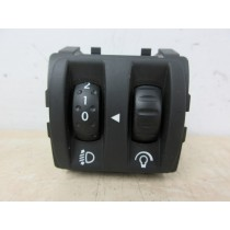 2014 Renault Captur TCe 0.9 Headlight / Dash Instrument light Adjuster Switch