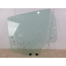 2017 Dacia Duster dCi 1.5 Passenger Nearside Left REAR Door Glass Window