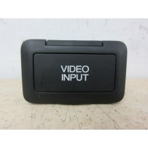 2014 Honda Civic MK9 1.8 Video Input Port