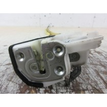 2011 Mazda 2 DE 1.3 Passenger Nearside Left Front Door Lock Catch - 5DR