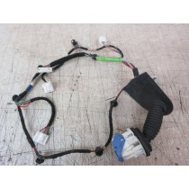 2011 Mazda 2 DE 1.3 Left Side Front Door Wiring Loom Harness