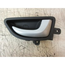 2014 Hyundai i30 CRDI 1.6 Offside Right Front / Rear Interior Door Handle