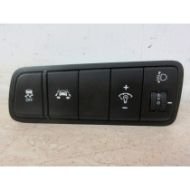 2018 Hyundai Tucson SE 1.6 Traction Control Lane Assist Dash Headlight Switch