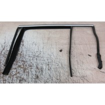2019 BMW 218i F46 Nearside Left REAR Door Window Frame Rubber Seal (NSR)
