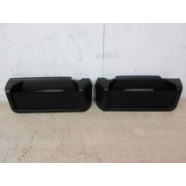 2019 BMW 218i F46 Rear Middle Seat Pockets (Pair)