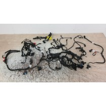 2019 BMW 218i F46 1.5 Engine Gearbox Battery Wiring Loom Harness