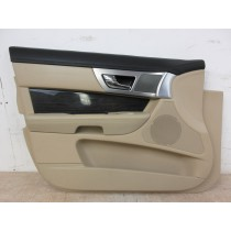 2015 Jaguar XF X250 2.2 Passenger Nearside Left Front Door Card Panel Trim (NSF)