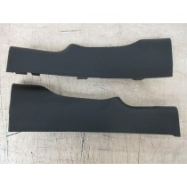 2019 MG MG3 Excite 1.5 Rear Interior Sill Trim Cover Panels (Pair)