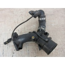 2018 Dacia Duster dCI 1.5 Turbo to EGR Valve Duct Hose Pipe