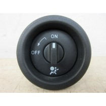 2018 Dacia Duster dCI 1.5 Passenger Air Bag On / Off Switch