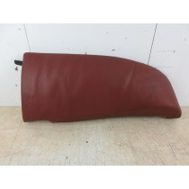 BMW M5 5 Series E60 Red Driver Offside Right Rear Seat Bolster