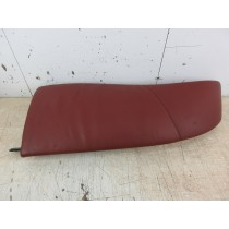 BMW M5 5 Series E60 Red Passenger Nearside Left Rear Seat Bolster
