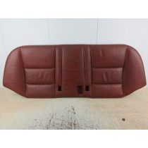 BMW M5 5 Series E60 Red Rear Seat Base