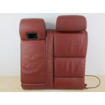 BMW M5 5 Series E60 Red Passenger Nearside Left Rear Seat Back